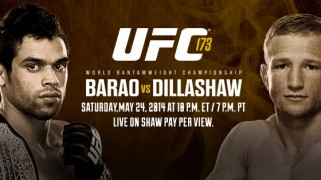 Quick Shots – UFC 173: Dillashaw Destroys Barao to Win Title