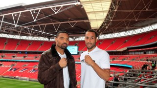 "James DeGale: ""It's Make or Break for Me at Wembley"""