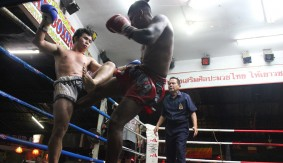 Journey to Thailand Blog – Two Fight Nights in Two Weeks