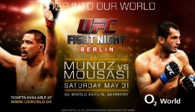 UFC Fight Night: Munoz vs. Mousasi Preview & Predictions