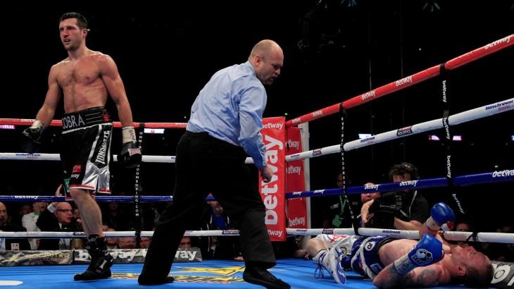 June 3 'Fight Network Boxing Weekly' with Corey Erdman