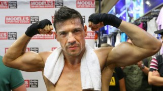 Sergio Martinez NYC Media Day Photos & Quotes