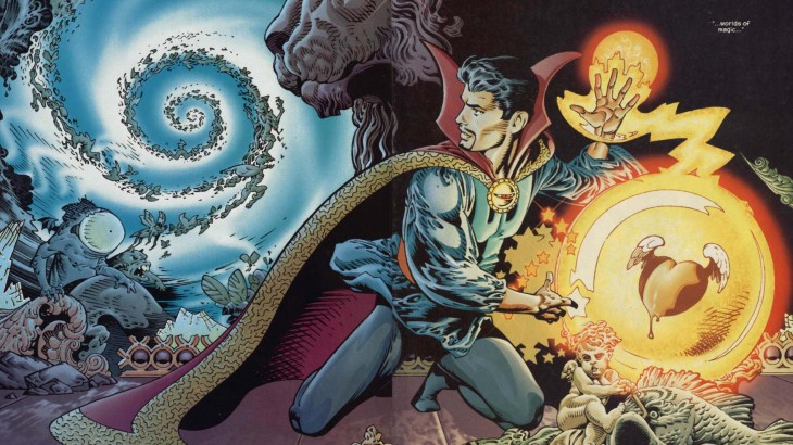 SHIFT Round-Up: Doctor Strange Update, Arkham Knight Delayed
