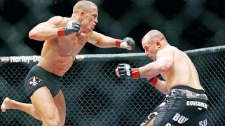 A Brief History of Canadian UFC Title Fights