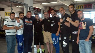 Maltese Boxers Invade Trad TKO Gym