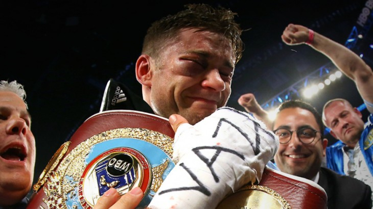 Algieri Upsets Provodnikov on HBO Boxing After Dark