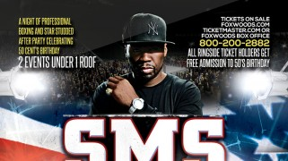 Uber Partners with SMS Promotions for 50 Cent Birthday Bash