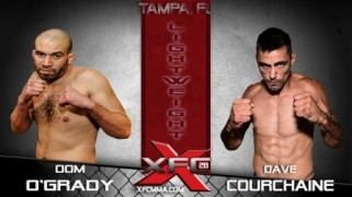 O'Grady vs. Courchaine Set for XFC 28 in Florida