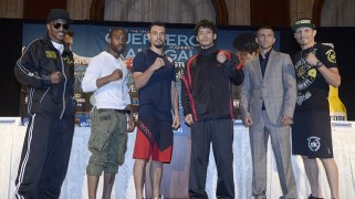 Guerrero vs. Kamegai Final Presser Quotes & Photos