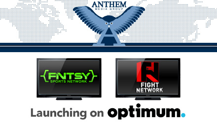 Fight Network, FNTSY Sports Network Launch on Optimum TV
