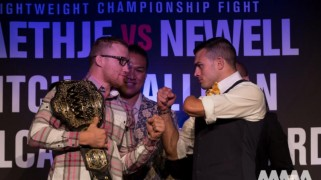 WSOF 11: Gaethje vs. Newell Presser Quotes, Photos & Video