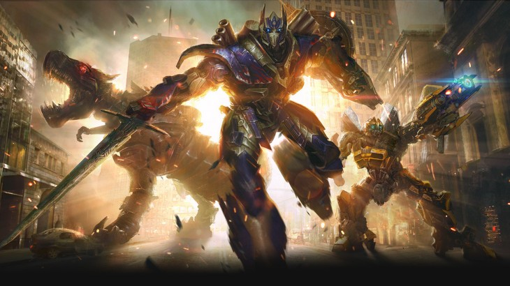 SHIFT Review – Transformers: Age of Extinction