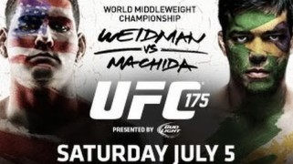 UFC 175: Weidman vs. Machida Preview & Predictions