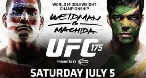 Full Report, Videos & Quotes – UFC 175: Weidman Wins Classic