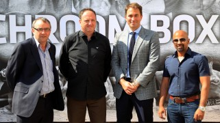 Matchroom Boxing Fight Pass Launches in August