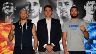 Cleverly-Bellew 2 Deal Close as Duo Prepare for Grudge Match