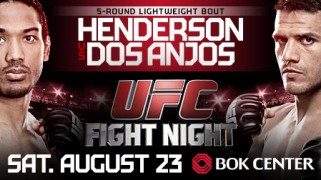 UFC Fight Night: Henderson-Dos Anjos Preview & Predictions
