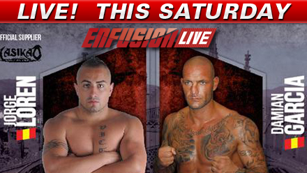 Enfusion LIVE: Vol. 20 Saturday @ 2:30p ET on Fight Network