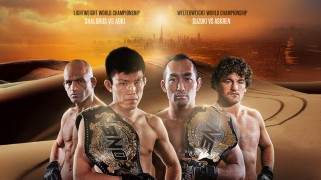ONE FC: Reign of Champions Now Complete with Nine Bouts