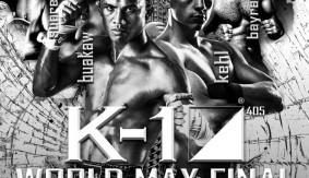 K-1 World MAX Final Rescheduled for Oct. 4 in Thailand
