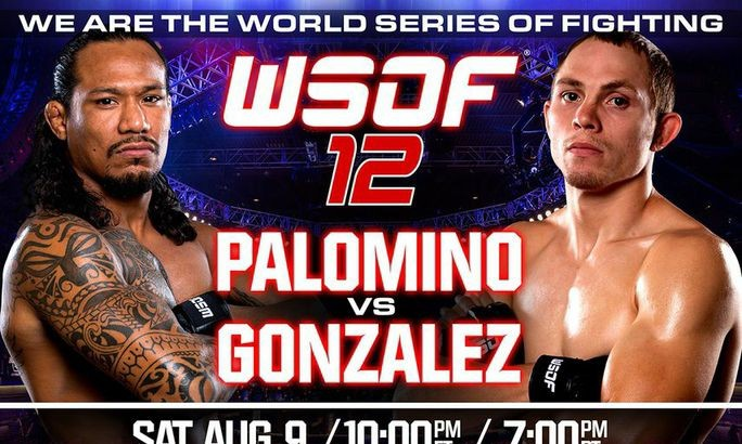 WSOF 12: Palomino-Gonzalez Conference Call Quotes & Audio