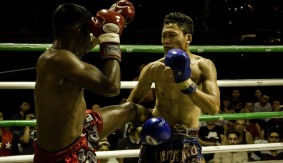 Journey to Thailand Blog – Fight Night Part 4