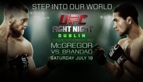 UFC Fight Night: McGregor vs. Brandao Preview & Predictions