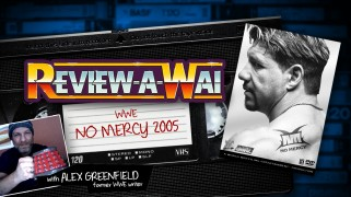 Review-A-Wai – WWE No Mercy 2005 w/ Alex Greenfield
