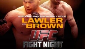 UFC on FOX 12: Lawler vs. Brown Preview & Predictions