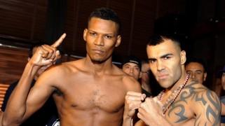 ESPN Friday Night Fights: Garcia-Prescott Weigh-in Results