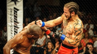"Julian Lane on CES MMA Title Bout: ""Now It's Personal!"""