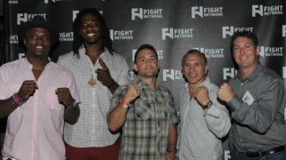 U.S. Launch Party in New York KO Win for Fight Network
