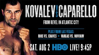 Watch LIVE @ 3p ET – Kovalev vs. Caparello Official Weigh-in