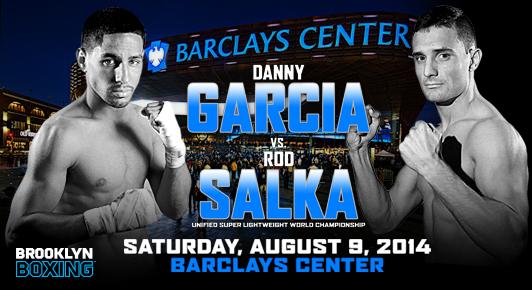 Garcia vs. Salka Media Conference Call Transcript & Audio