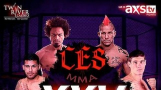Lane Submits Felix to Capture Title at CES MMA 25 on AXS TV