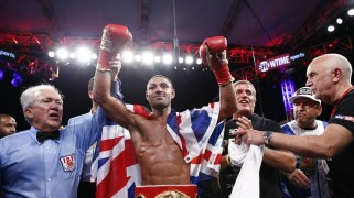 Kell Brook Receives Lord Mayor's Welcome Home on Friday