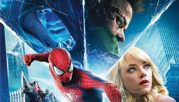 SHIFT Review – 'Amazing Spider-Man 2' Blu-Ray Combo Pack