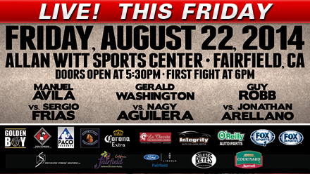Avila Highlights Friday's Golden Boy LIVE on Fight Network