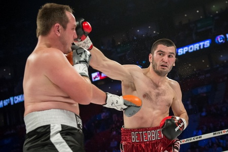 Karo Murat Accepts Challenge to Face Artur Beterbiev