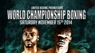 Kalenga-Daley WBA Interim Title Fight Nov. 15 in Mississauga