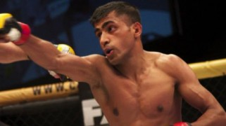 Haque-Rooney Set for Cage Warriors 73 LIVE Nov. 1 on FN