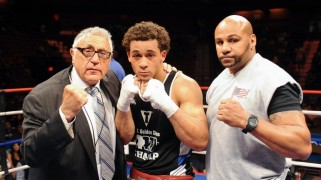 Boxing Helps Ray Oliveira Jr. Mend Fences with Father