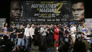 Mayweather vs. Maidana 2 Undercard Presser Quotes & Photos