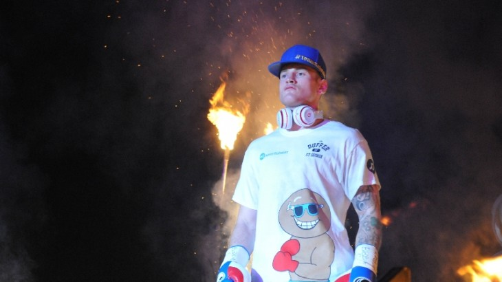 George Groves Headlines at Copper Box Arena on Jan. 30 in London