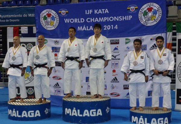 Malaga Success for 2014 World Kata Championships