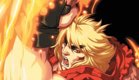 SHIFT Book Review – Street Fighter IV: Wages of Sin & Art