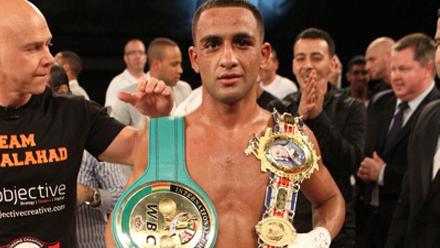 Kid Galahad Targets WBA Super Bantamweight Champ Guillermo Rigondeaux