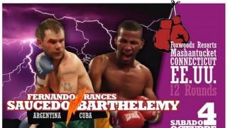 Showtime Boxing Quadrupleheader Set for Oct. 4