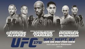 UFC 178: Johnson vs. Cariaso Preview & Predictions
