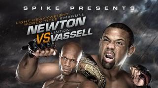 Newton-Vassell Title Bout Tops Bellator 130 on Oct. 30